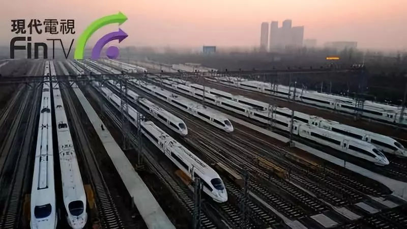 四川进一步打造高铁大通道:2022年铁路总里程达6000公里