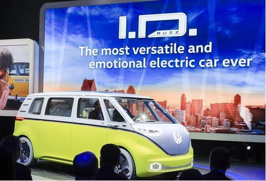 大众纯电动车将在美生产,至少有两款车型