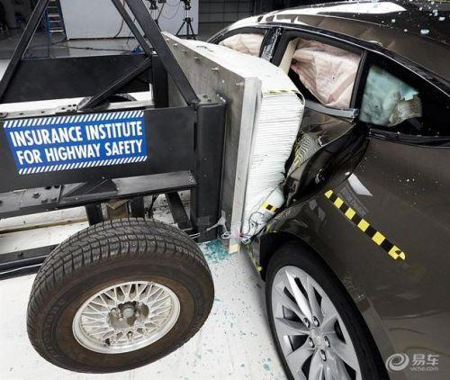 "C-NCAP新规发布 新能源车正式迎来""安全考试"" 汽车产经"