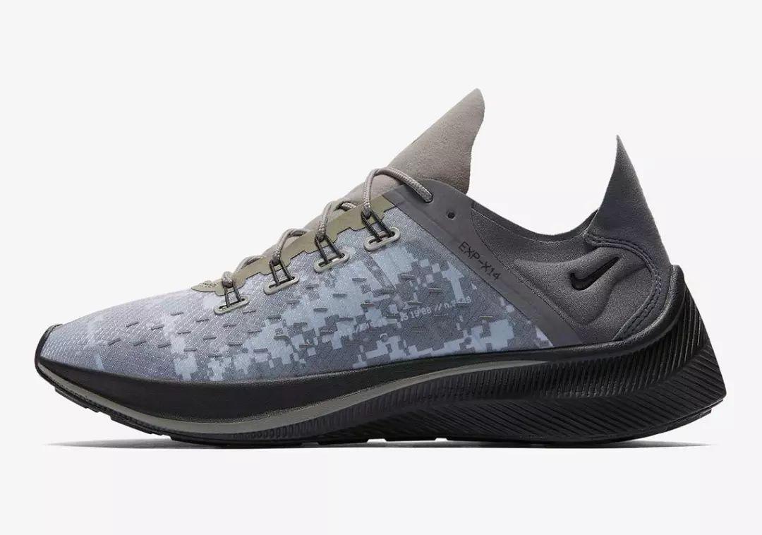 前天你没买到的 Nike EXP-X14 又出了全新配色 | 每日鞋讯