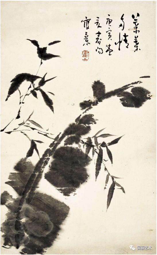 中国画要有中国的艺术境界