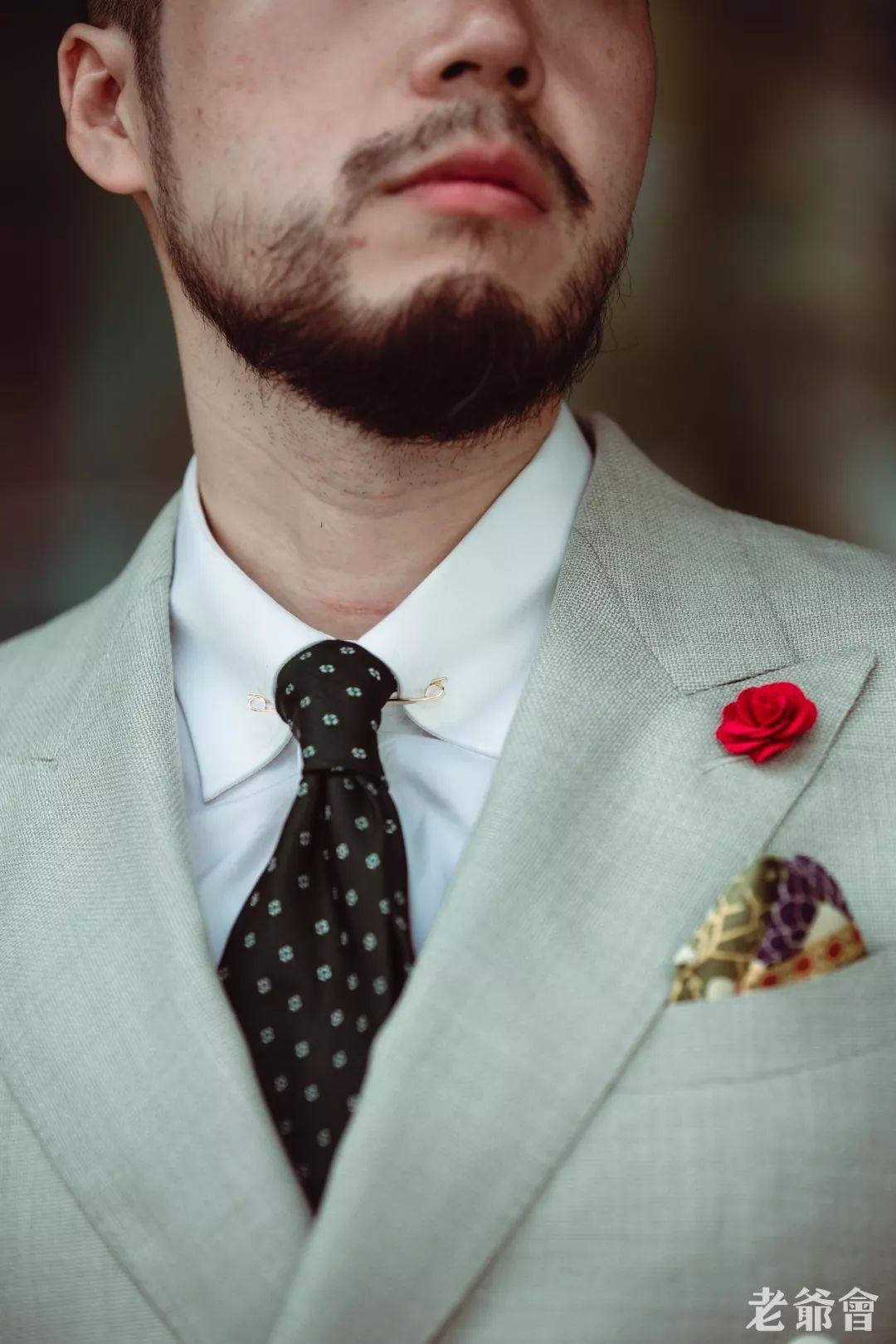 成熟男人应该知道的12个穿衣法则丨绅装老爷会