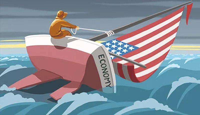 美国经济中考交卷,贸易隐忧减分