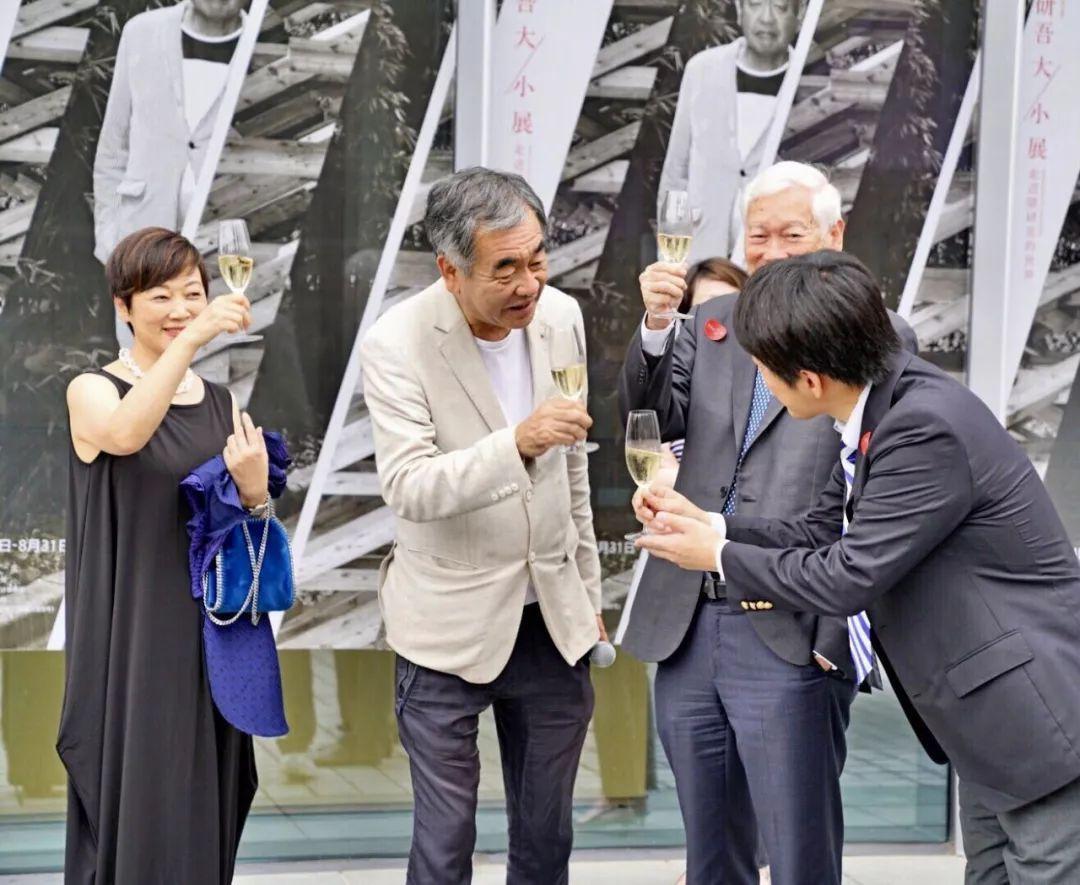 """日本建筑大师隈研吾,在京城造了座""""都市绿洲"""",这回他又让建筑""""消失""""了!"""