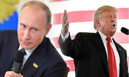 """再次反转?特朗普又对""""通俄门""""事件发表声明,普京承担主要责任"""