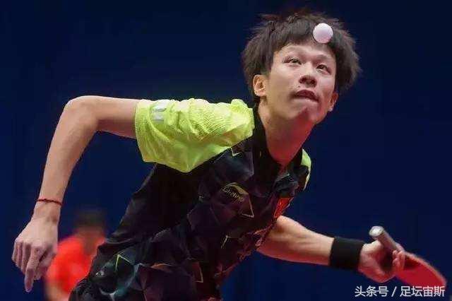 国乒世界冠军11-1复仇巴西天才 林高远半决赛大战梁靖崑争决赛权