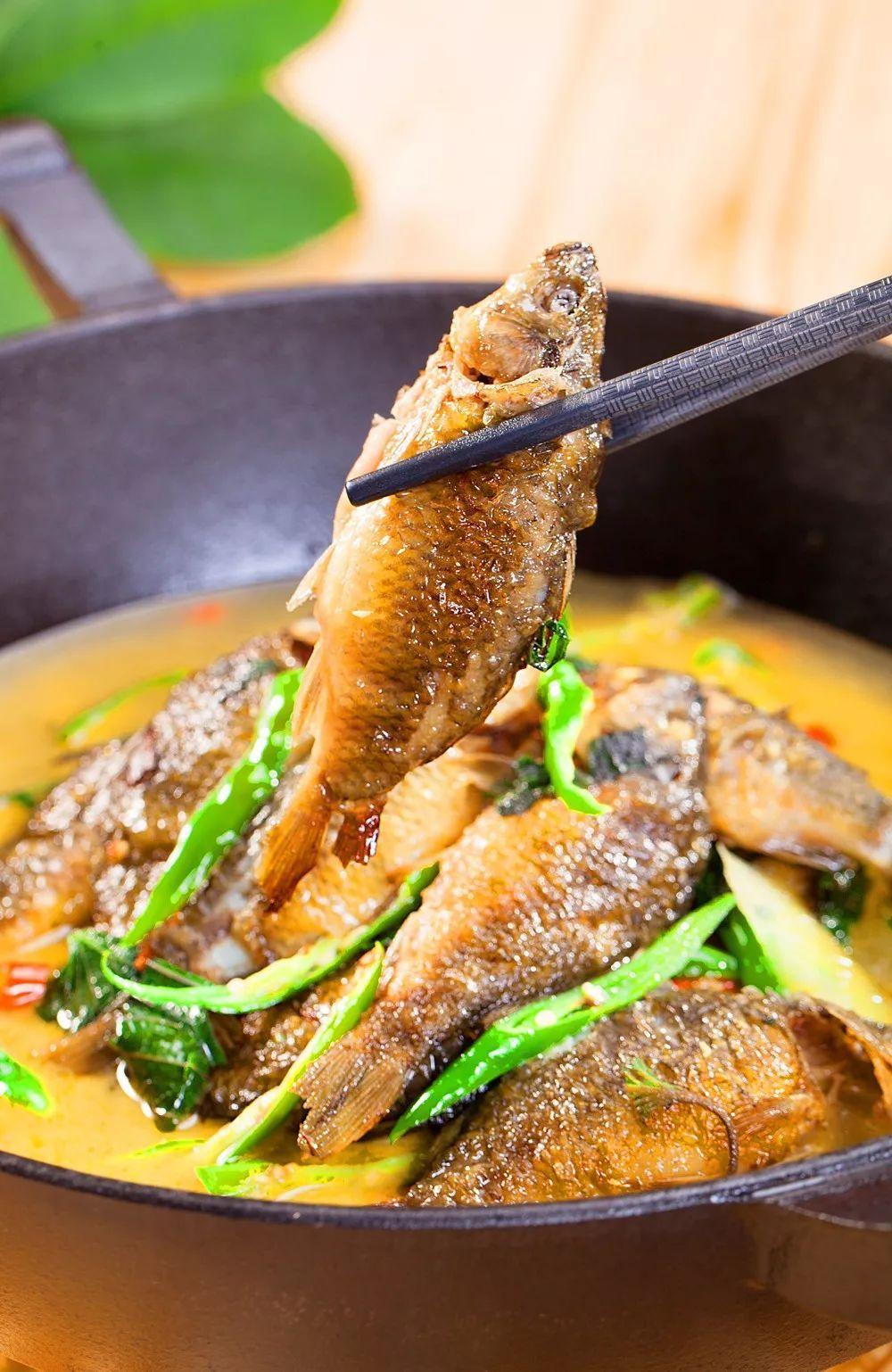 黄焖/香煎禾花鱼