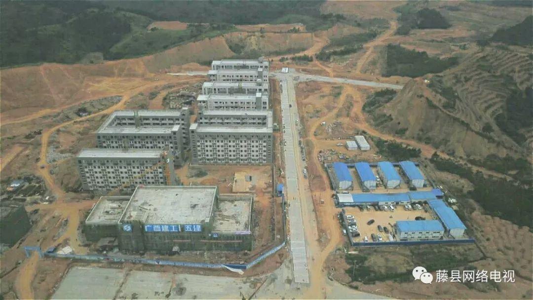 藤县实验中学将于9月1日正式开学!