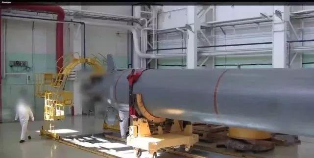 视频揭秘俄罗斯变态核鱼雷真容