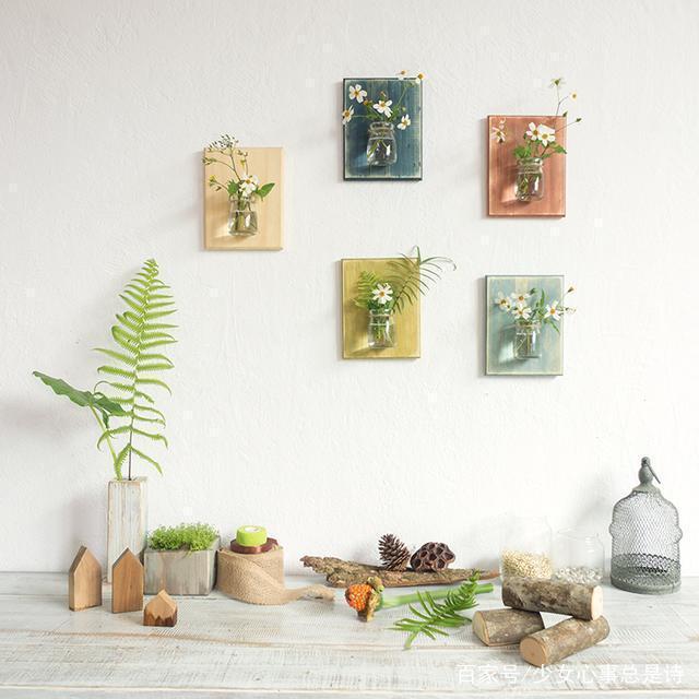 ins风植物花桌面壁纸