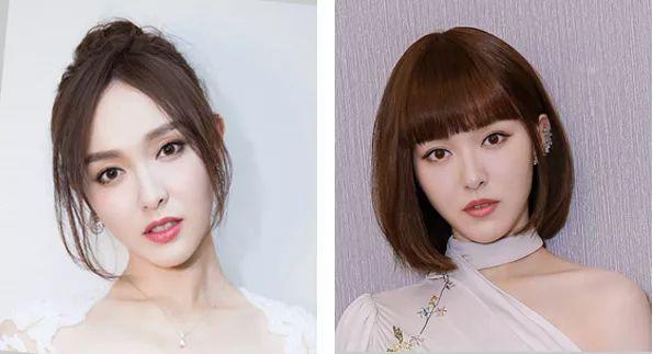 不同脸型的女生,剪什么样的刘海好看?图片