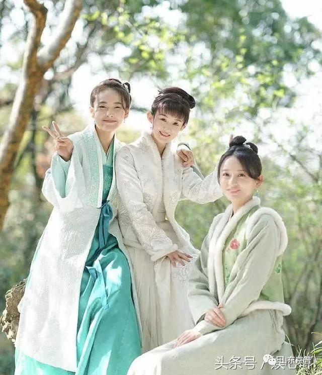 看台赵丽颖,冯绍峰,朱一龙等主演的古代社是由题材电视剧.有没有专门家庭湾剧的图片