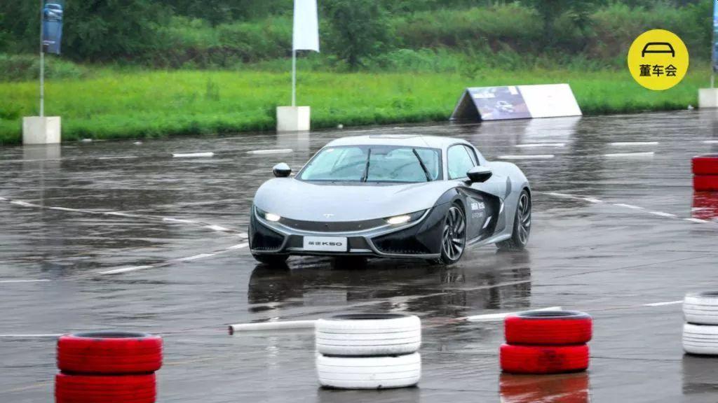 纯国产,纯电动,纯跑车,卖80万K50的未来你觉得有前途吗?|东施