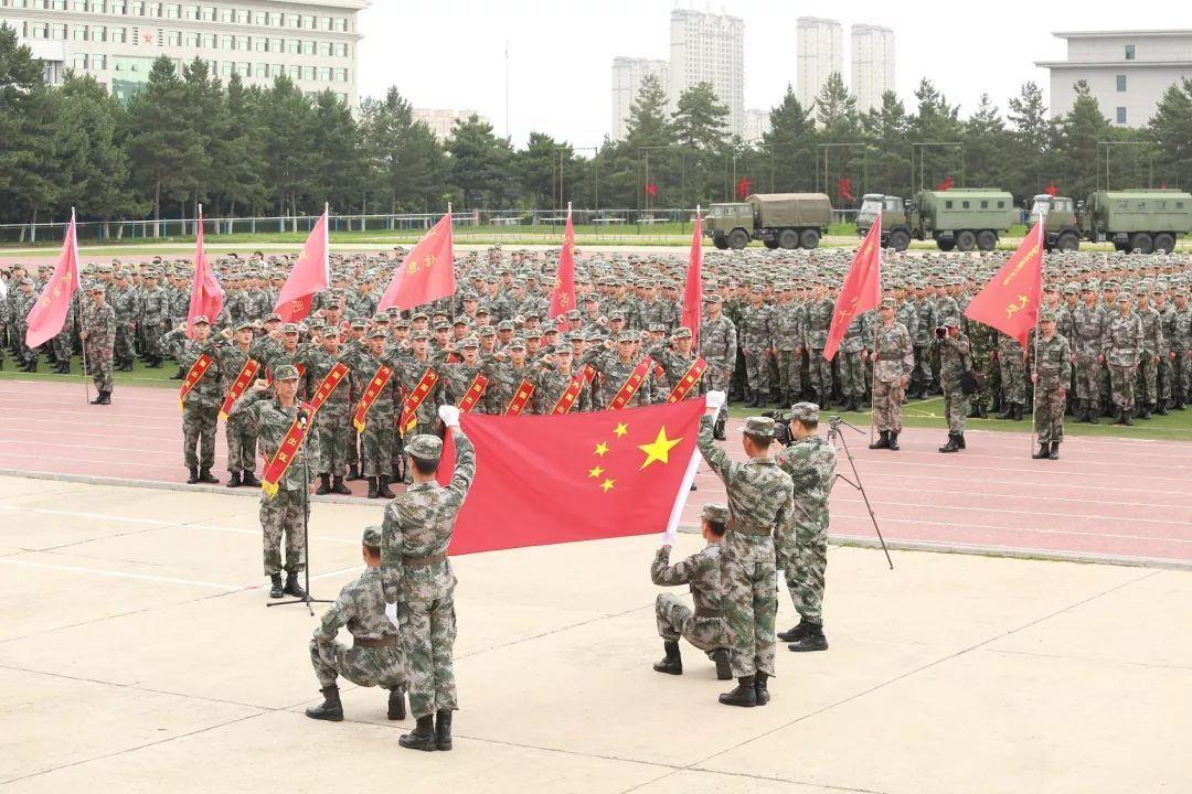动态 | 陆军装甲兵学院士官学校即将赴俄参加国际军事比赛,誓师大会鼓舞人心!