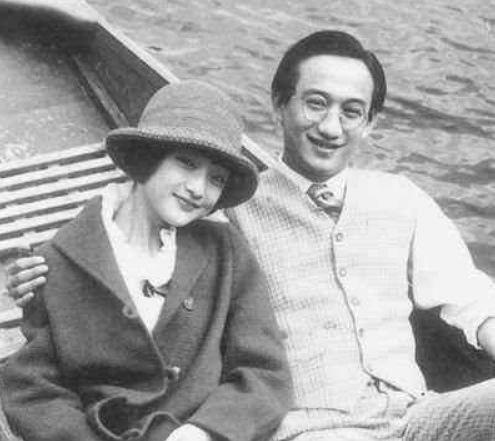 [原创]陆小曼与徐志摩婚后的奢靡生活:睡到下午起床,一个月要花4万元(图)