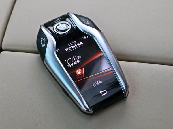 宝马740li钥匙怎么用  宝马7系车钥匙怎么用更换电池等详细介绍,宝马图片