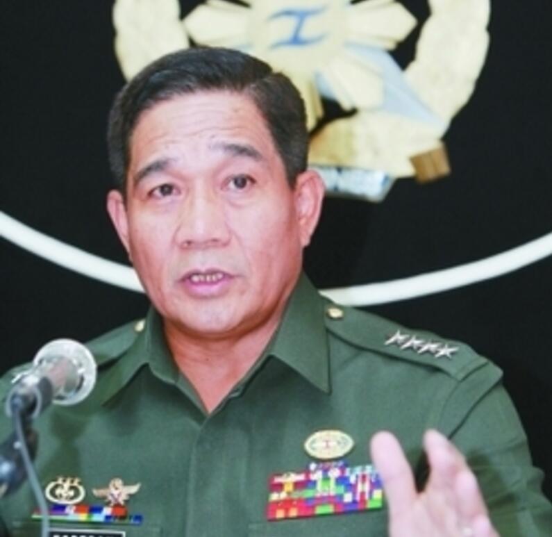 """又被问及是否""""准备与中国开战""""菲律宾安全顾问这样说!"""