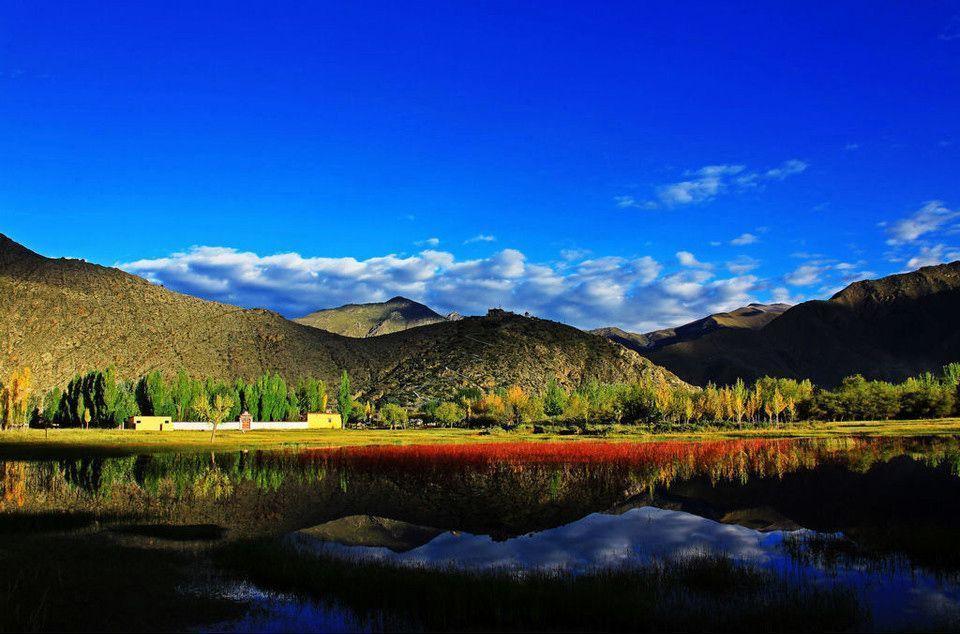 西藏唯一的渔村,因吃鱼而曾备受歧视,连老婆都娶不到
