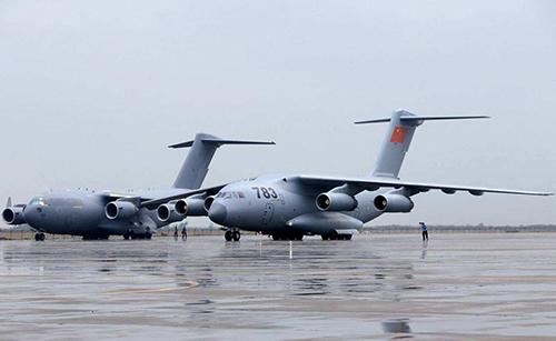 中国这款新式军机正合空军胃口 而且后续发展更加重要