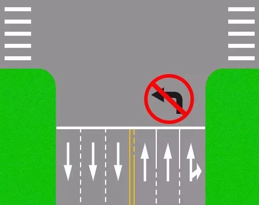 高速公路上   机动车在高速公路上掉头行驶是最危险的交通违法行为之一,   个别驾驶人行驶在高速公路上不注意看交通指示牌,错过了该下的匝道口后便掉头逆行,十分危险,   禁止左转的路口   我们掉头的动作其实是左转的一种延伸,因此   如果一个路口是禁止左图片