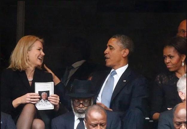 奥巴马最难忘的10次场面,多次想握手却被无视了