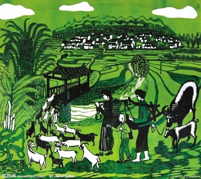 【头条报道】现代化进程中农民画功能与价值演变研究
