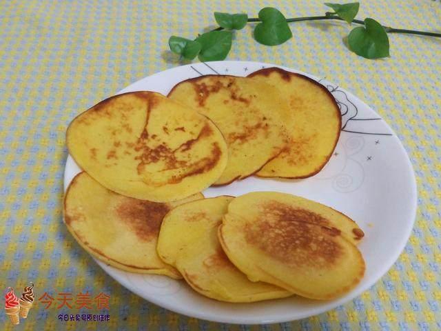 [原創]我用別人都嫌棄的玉米面做早餐,又香又軟,比面包還好吃!(圖)