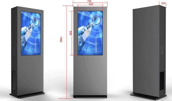 LCD户外广告机发展前景分析