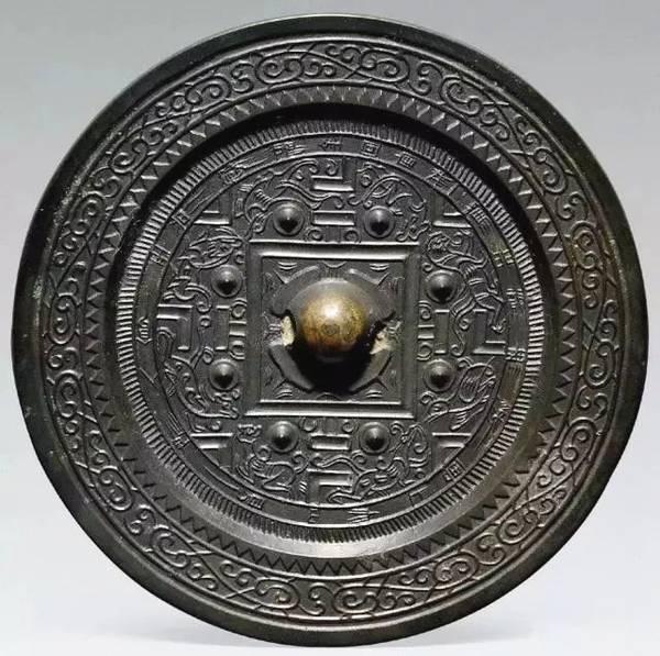 铜镜真假鉴定,及绝世精美铜镜赏析