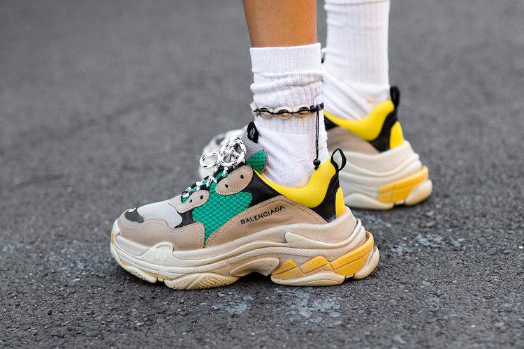 老爹鞋魅力不在?balenciaga 让出本季热门时尚品牌排行榜的宝座