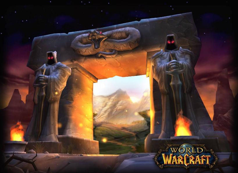 [原创]魔兽世界:十年老玩家除了怀念还记得什么?这五个冷知识都知道吗(图)
