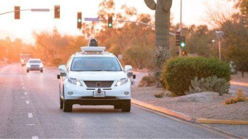Waymo无人驾驶汽车一个月内行驶了100万英里