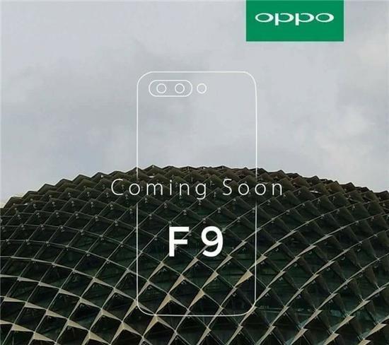 OPPO F9手机曝光 联发科P60处理器