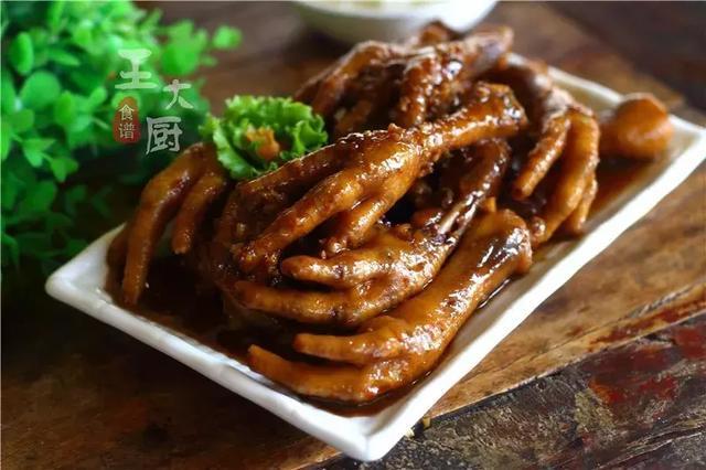 美食烧不用,这种好吃凤爪形容词!汉阴啤酒豆腐干图片图片