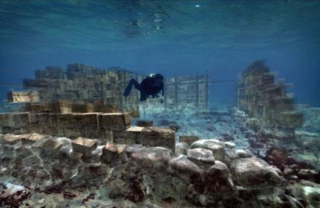 [原创]世界六大神秘水下古城,古代文明的遗留(图)