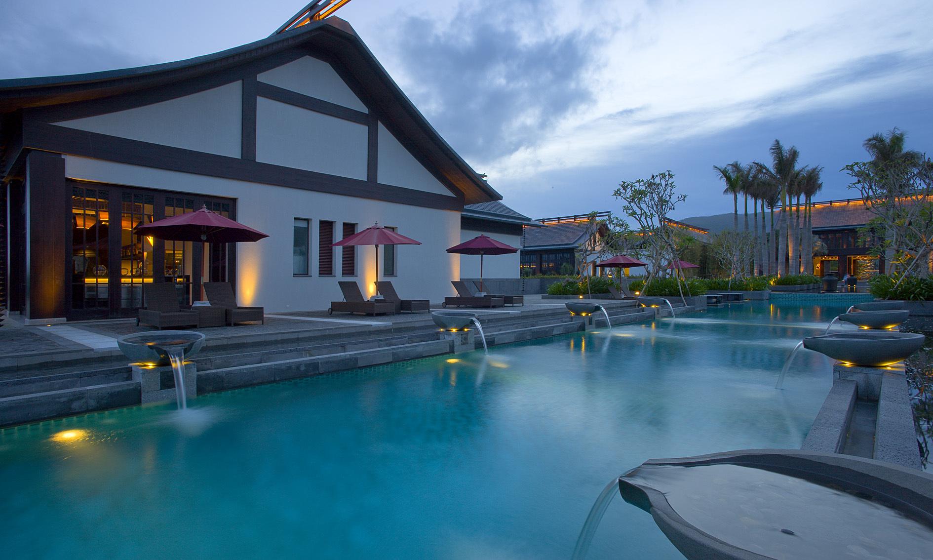 度假酒店设计|温泉酒店设计理念