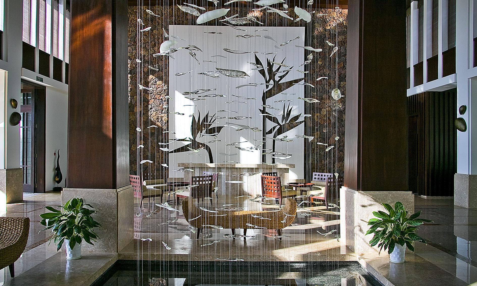温泉酒店设计要点|网红温泉酒店方案