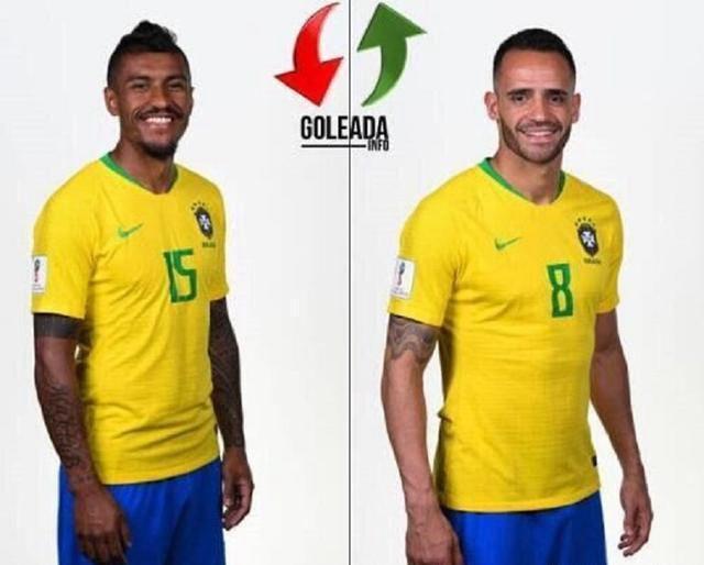 不输保利尼奥的30岁巴西国脚:1月内世界杯中超皆有进球入账