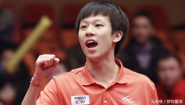 闹了半天原来林高远和梁靖崑才是韩国公开赛挑大梁的