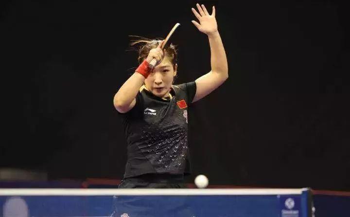 陈梦朱雨玲会师女单决赛,中国队再锁一冠!