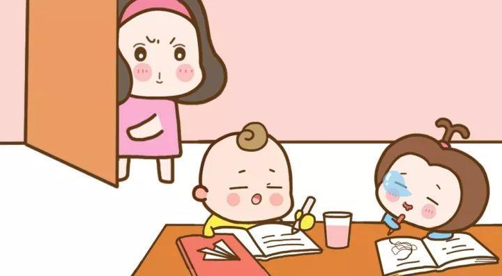 卡通食物泡芙手绘