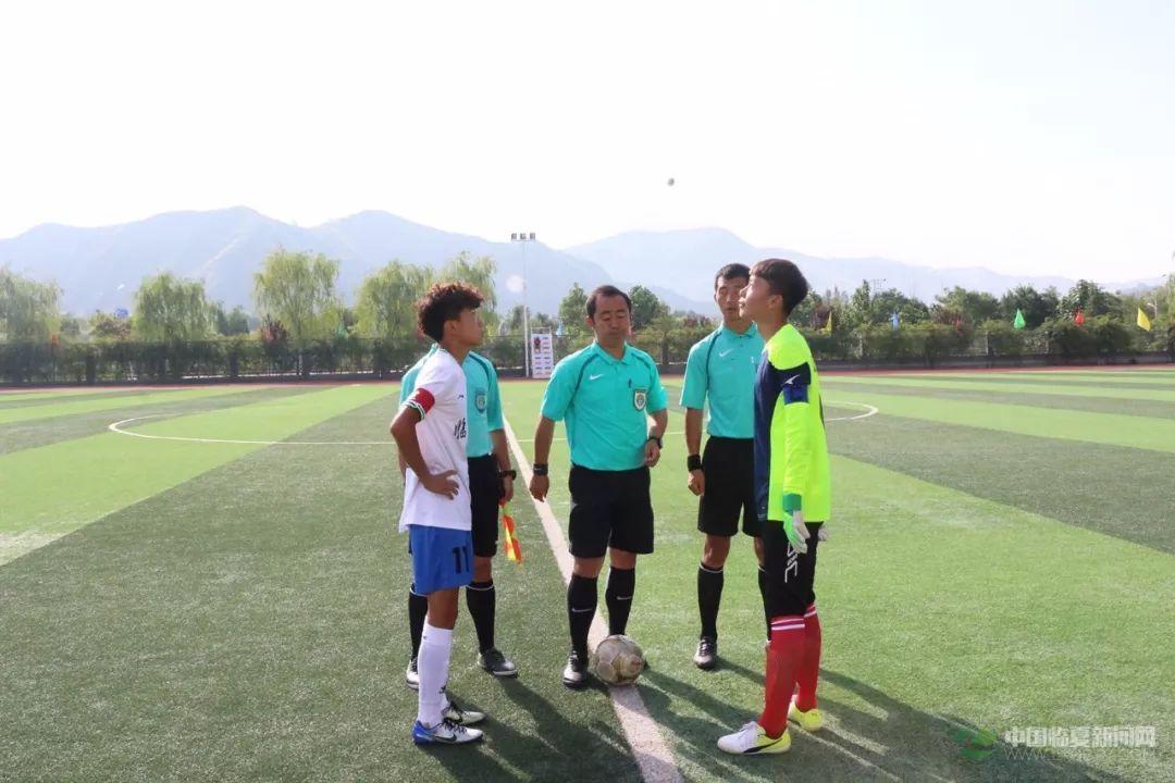 省运会青少年足球甲组比赛 男足酒泉市率先晋级冠亚军决赛临夏州战胜庆阳市