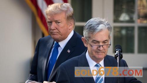 """特朗普会""""控制""""美联储吗?历史证明这并非不可能"""