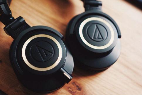 M50x的继任者来了,铁三角推出全新监听耳机ATH-M60X,售价199刀