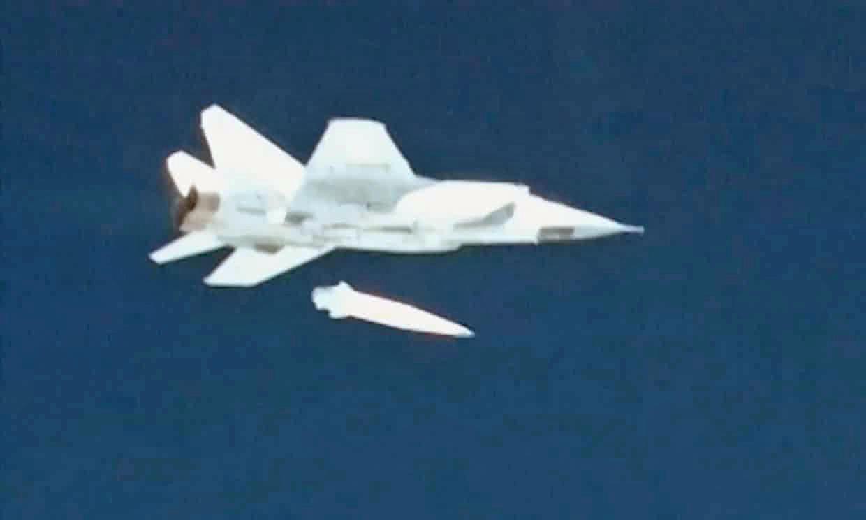 西方情报机构下手真快:俄罗斯高超音速武器曝光没多久就泄密
