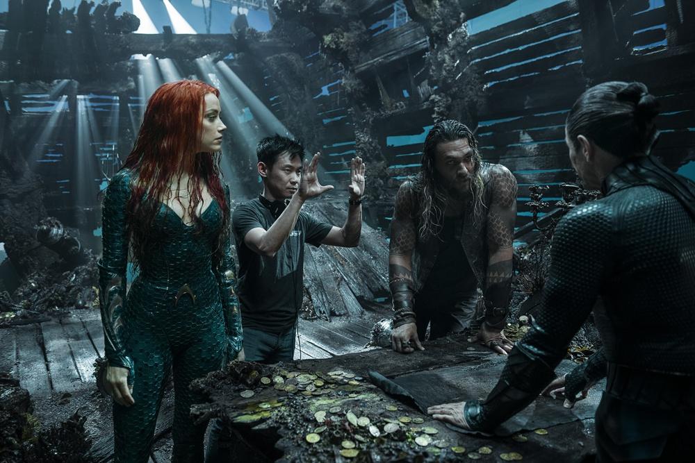 作为dc电影宇宙开疆扩土,一展海底壮阔世界的超级大制作,将于2018年12