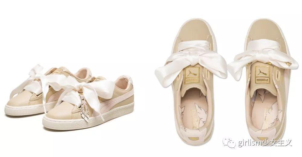 lolita配运动鞋?这些小鞋子原来可以这么可爱!图片