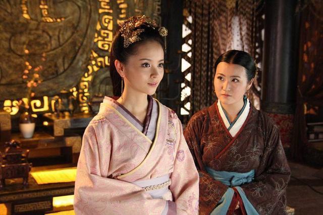 [原创]她是汉景帝的宠妃 因为得罪了姑子 一手断送了儿子的皇帝梦(图)