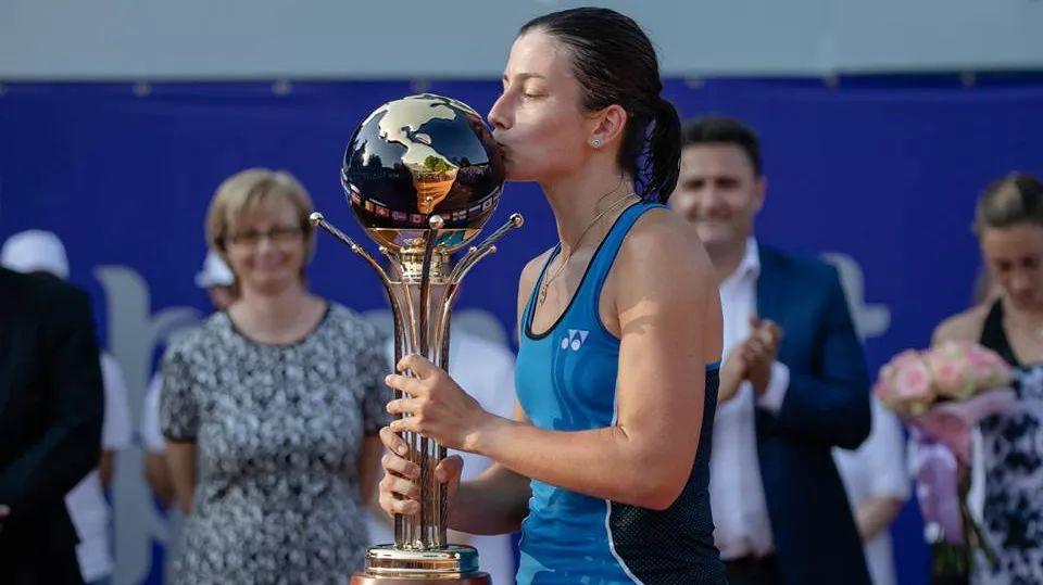 罗马尼亚赛:塞瓦斯托娃摘得生涯第三冠