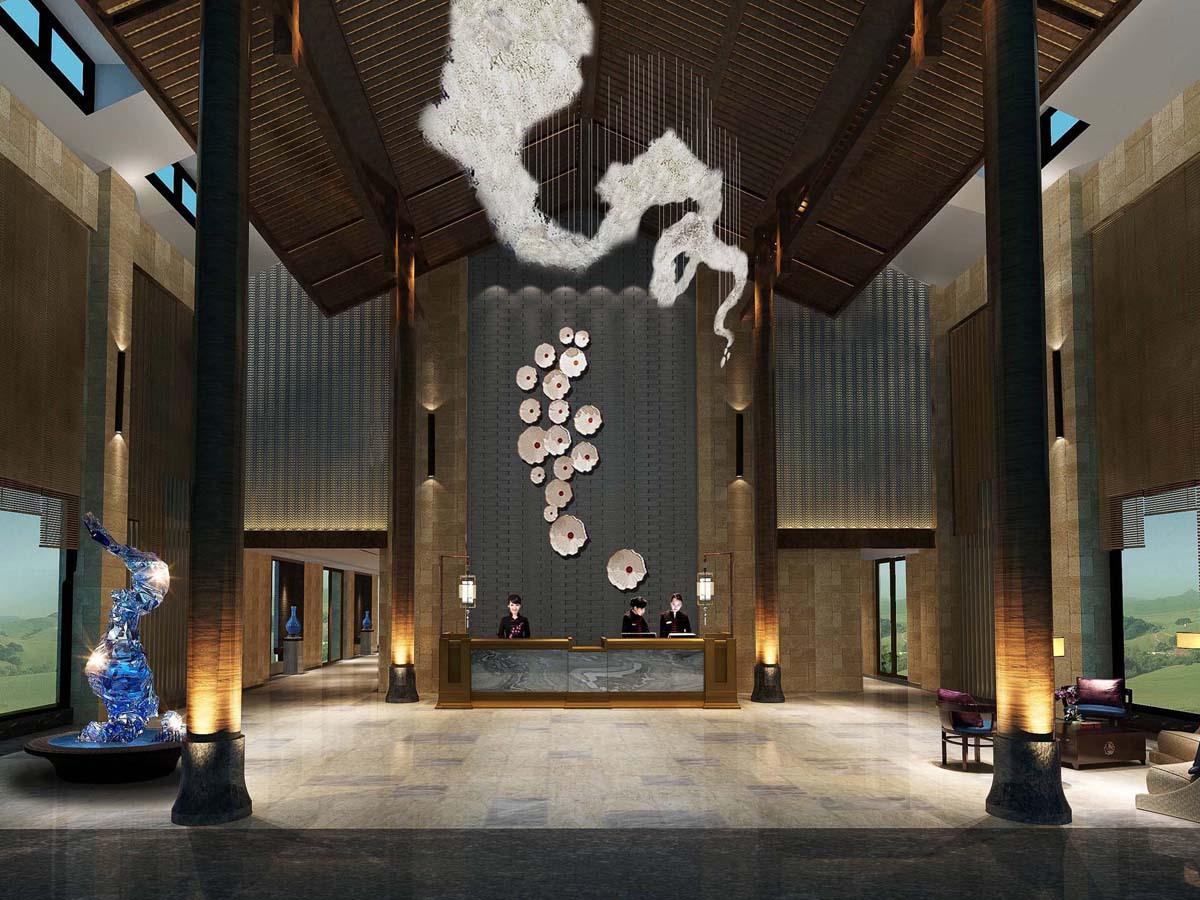 精品酒店大堂设计|设计公司方案解读